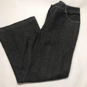 🍍St. John sport wide leg jeans like new